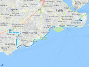 bakırköy haritası